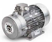 Электродвигатель  Mazzoni MEC 132  400 В-50 Гц, 7,5 кВт (с муфтой)+TERMIC, 1450 об/мин.