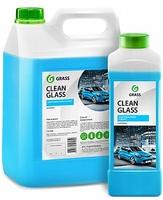 Очиститель стекол «Clean Glass» 1 л GRASS
