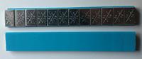 Самоклеющиеся груза (5х12) 60 гр. Метал