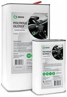 Полироль очиститель пластика «Polyrol Glossy» глянцевый блеск 1л