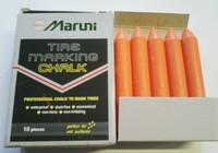 Мел маркировочный оранжевый MARUNI