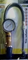 Пистолет для подкачки шин + манометр Sigma 850307