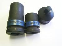 441517М Головка  1/2  17 мм ударна довга Кing Tony(тонкост)