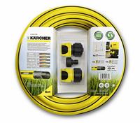 Комплект для подключения минимойки : шланг 10 м + 2 коннектора    KARCHER