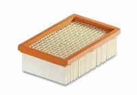 Плоский складчатый фильтр  для  WD 4/5/6    KARCHER