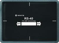 Пластырь кордовый с металокордом RS-40 ROSSVIK