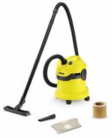 Пылесос сухой и влажной уборки  WD 2 Cartridge Filter Kit  KARCHER